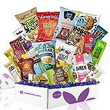 Healthy Vegan Snacks Care Package: Mix of Vegan...