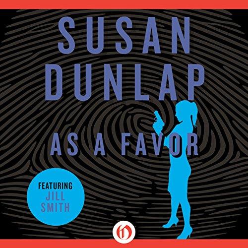 As a Favor audiobook cover art