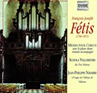 Fetis:Mass for Organ