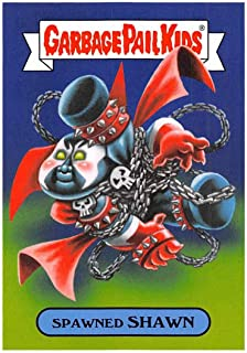 Garbage Pail Kids Shawn