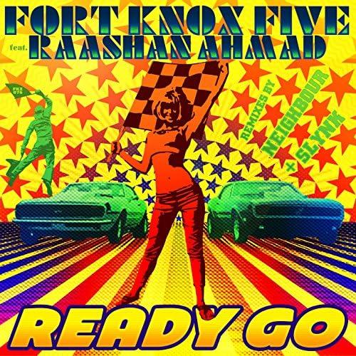 Fort Knox Five feat. Raashan Ahmad