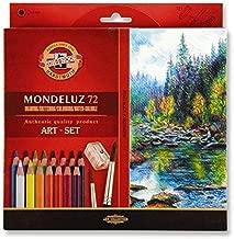 Best mondeluz watercolor pencils Reviews