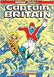 Captain Britain by Davis, Alan, etc. (1988) Paperback