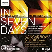 In Seven Days Import Edition by Rosner, Hodges, Thomas Ades (2012) Audio CD