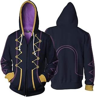 Game Fire Emblem Robin Hoodie 3D Printing Jacket Unisex Sweatshirt Hoody