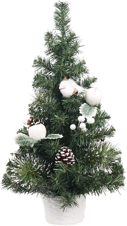 Tienda 2018 Xzlxty árbol de Navidad Diseño de Centro Comercial Adorno Adorno Adorno blancoo Algodón Pino Pia Pequeña joyería de Apple, 60Cm  Mercancía de alta calidad y servicio conveniente y honesto.