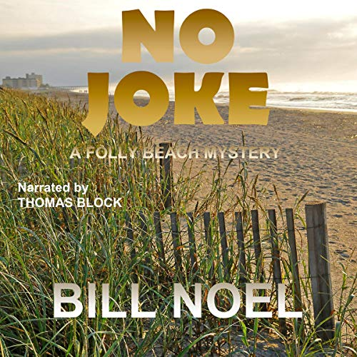 No Joke audiobook cover art