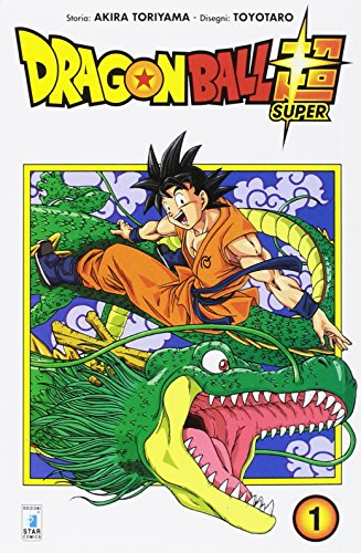 Dragon Ball Super: 1 [Manga]: Vol. 1
