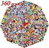 Q-Window Lot Autocollant (360-pcs) Autocollants Vinyle Stickers pour Ordinateur Portable,...