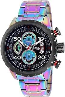 Invicta Aviator Chronograph Black Dial Men's Watch 28156
