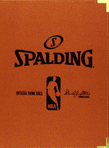 Spalding, Caso de escritura, color naranja, A4