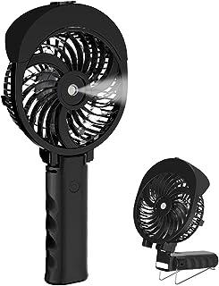 HandFan Ventilateur Brumisateur Main Ventilateur d'Atomisation Ventilateur de Poche Mini Portatif Ventilateur Pliable USB ...
