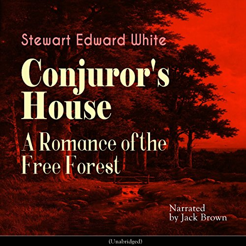 Conjuror's House audiobook cover art