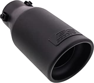 DC Sports EX-1012B Black Muffler Tip