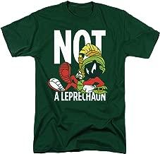Looney Tunes Not A Leprechaun Unisex Adult T Shirt for Men and Women