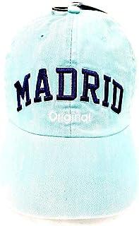 Gorras Madrid Original