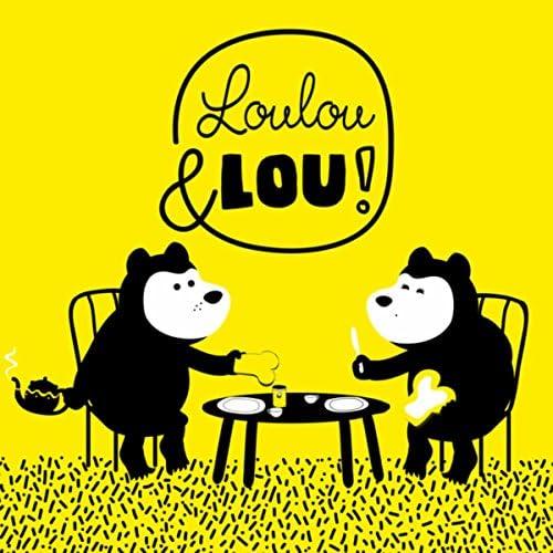 Kinderliedjes Loulou en Lou, Ik Zag Twee Beren, Berend Botje & Iene Miene Mutte
