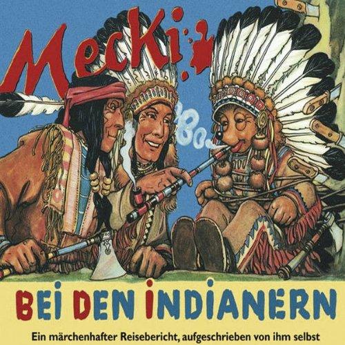 Mecki bei den Indianern 2 Titelbild