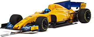 Scalextric McLaren Formula One Fernando Alonso 1:32 Slot Race Car C4022