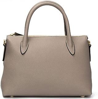 New Leather Handbag Large Capacity Platinum Package Women's Simple Shoulder Messenger Bag(FM),D