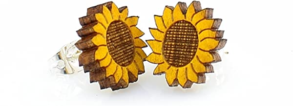 product image for Sunflower Stud Earrings