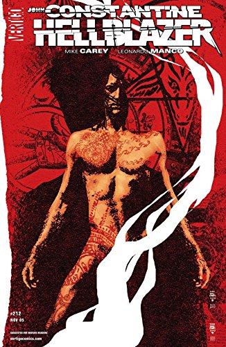 Hellblazer #212 (English Edition)