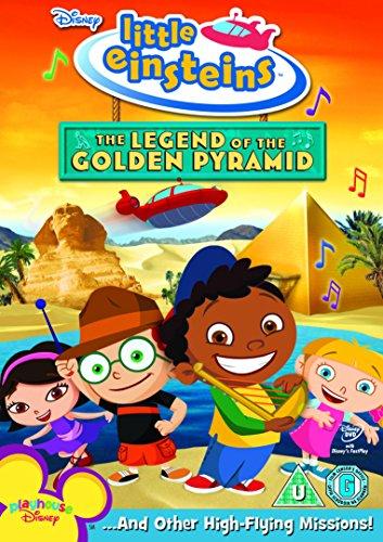 Little Einsteins - Legends Of The Golden Pyramid