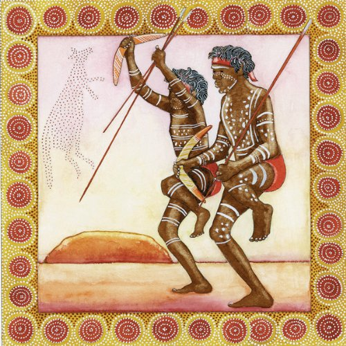 Aboriginal Tales audiobook cover art