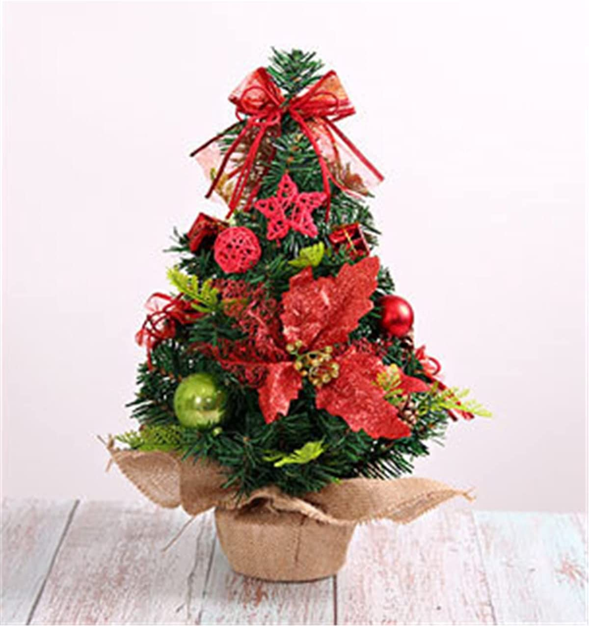 60cm Christmas Aritifical Tree Lit with Detroit Ultra-Cheap Deals Mall 23.62inch