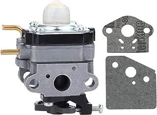 BQBS 753-06258 Carburetor Kit for Ryobi RY251PH RY253SS RY252CS 2 Cycle 25cc Engine MTD Craftsman 316791960 316711930 Cultivator String Trimmer Edger