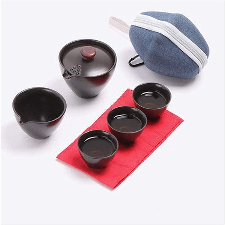 Tea Cup Set 2021 model Coffee Cups Travel Teapot Mini Fu Pot Kung Max 47% OFF