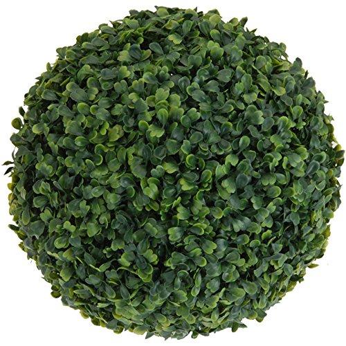 Buchsbaumkugel künstlich Buchsbaum Buxus Bux-Kugel Kunstbaum Kunst-Pflanze Ø27cm