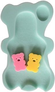 Aiming 9 Colores Esponja del baño del bebé Alfombrilla