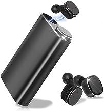 LIDOFIGO 完全ワイヤレスイヤホン Bluetooth5.0 自動ペアリング D05