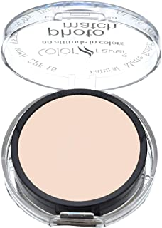 Color Fever Photo Match Gentle Pressed Powder, Fair To Natural Skin, 9.5g