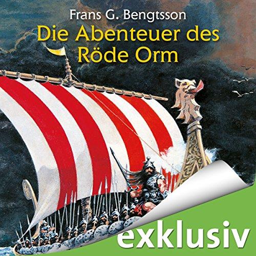 Die Abenteuer des Röde Orm audiobook cover art