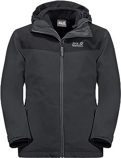 Jack Wolfskin Unisex Kinder Snowfrost 3in1 Jacket K Jacke