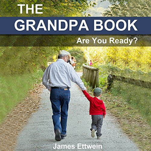 The Grandpa Book audiobook cover art