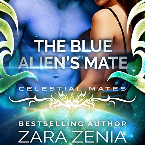The Blue Alien's Mate Titelbild