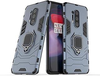 جراب Larook لهاتف Xiaomi Redmi Note 10 5G، حامل حلقي يدور 360 درجة غطاء مقاوم للصدمات، جراب صلب من مادة PC مع حامل سيارة م...