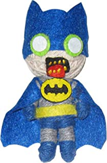 C&D Visionary Originals Green Lantern DC Comics Batman Zombie String Doll Keychain
