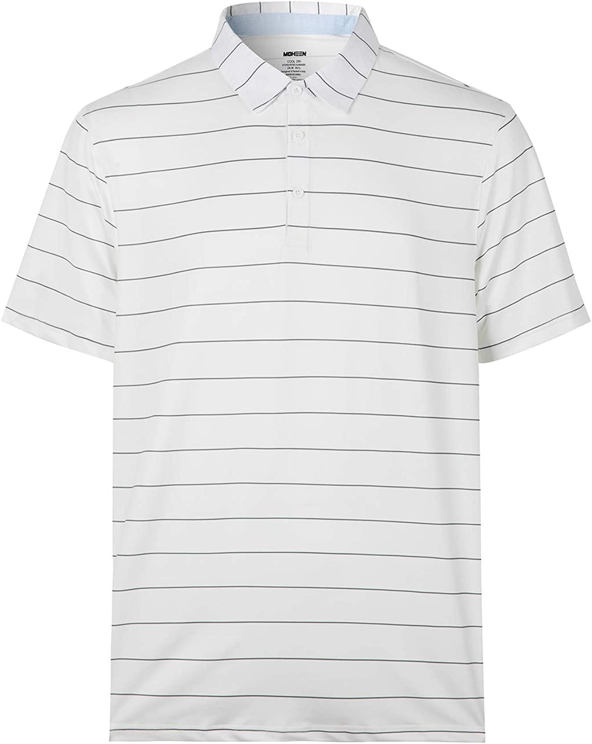 Men's Big and Tall Polo Dallas Mall Super-cheap Shirt Dry Tech Mositure Wicking Shor Fit