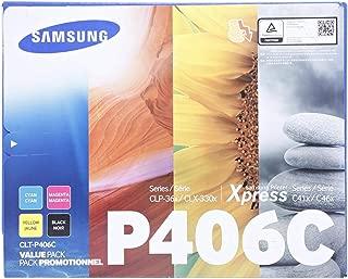 Samsung Toner Cartridge - P406c, Multi Color