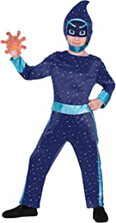 Kids PJ Masks Luna Girl Fancy Dress Costume Boys Girls Super Villain