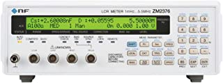 LCR Meter 1mHz to 5.5MHz, NF Corp. ZM2376