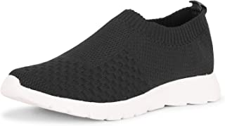 Kraasa Socks Sport Shoes for Men | Walking Shoes | Casual Sneakers | Running Shoes for Men
