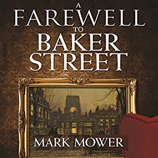 A Farewell to Baker Street cover art