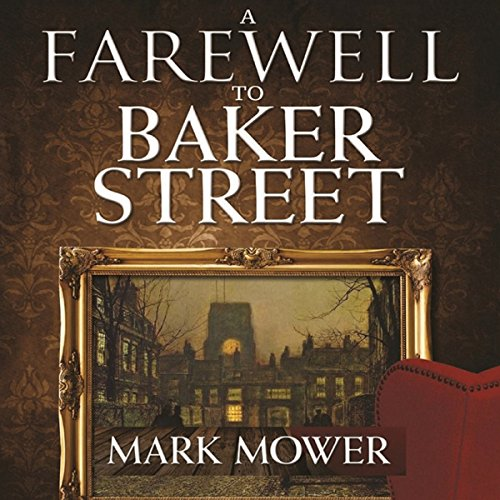 A Farewell to Baker Street audiobook cover art