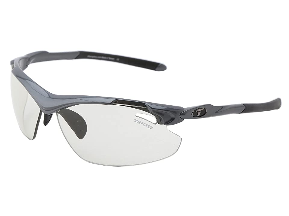Tifosi Optics Tyranttm 2.0 Fototec Light Night (Gunmetal/Light Night Fototec) Athletic Performance Sport Sunglasses