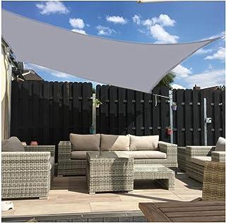 遮阳板 阳台 遮阳 遮阳 遮阳 遮阳 罩子 防紫外线 阳台 木板 边缘 阳台 露营 门帘 纵向宽度(Size:2x1.8m)